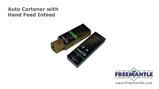 T  Freemantle Ltd -  Auto Cartoner with Hand Feed Infeed