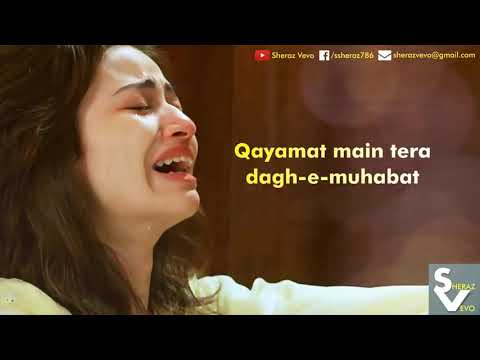 Kaisa Ye Marz Hai Ishq Ishq | Heart's Feeling | Most Sad Song | Rahat Fateh Ali Khan