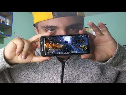 Como Instalar Y Descargar Juegos Para PPSSPP[ANDROID]+Dragon Ball AF Para Android