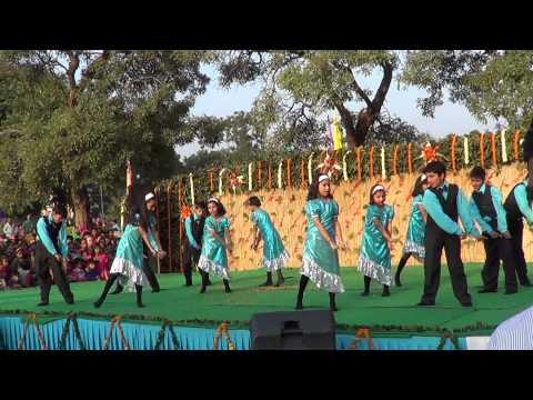 mast punjabi dance by gurukulites
