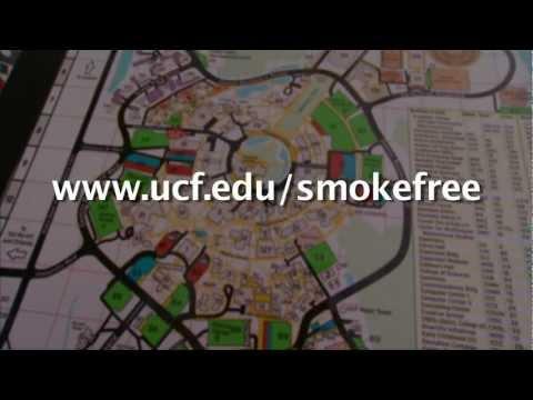 President Hitt annouces Smoke Free Campus