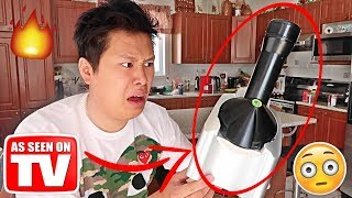 THIS INSTANTLY MAKES ANYTHING EDIBLE!!!! (TESTING CRAZY GADGETS)