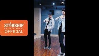 [I.M][Dance Practice] 몬스타엑스 (MONSTA X) - 'DRAMARAMA' Vertical Video