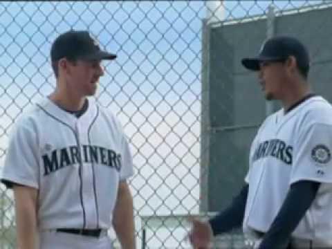 Felix Hernandez (feat Cliff Lee) - 2010 Seattle Mariners Commercial