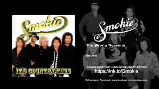 Watch Smokie The Wrong Reasons video