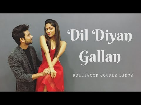 Dil Diyan Gallan | Tiger Zinda Hai | Valentine's Day Special | LiveToDance with Sonali