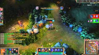 How to counter Warwick ult with Vi