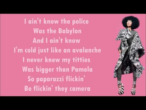 Nicki Minaj - Kill Da DJ Lyrics Video