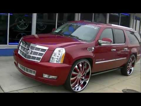 Honda Service Coupons Fort Worth >> Cadillac Escalade On 28 Inch Rims