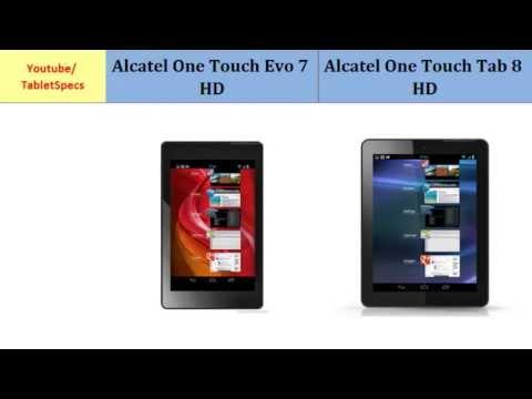 Alcatel one touch evo 7hd схема