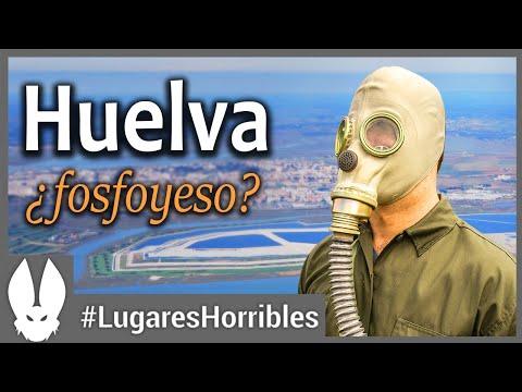 Los lugares mas horribles del mundo: Ciudad de Huelva