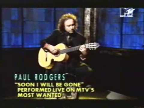 Titelbild des Gesangs Soon I Will Be Gone von Bad Company