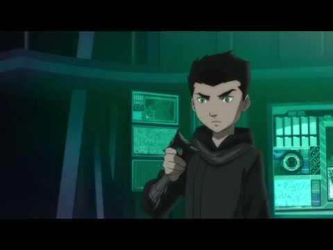 Бэтмен и Демиен.  Розговор( Сын Бэтмана 201)