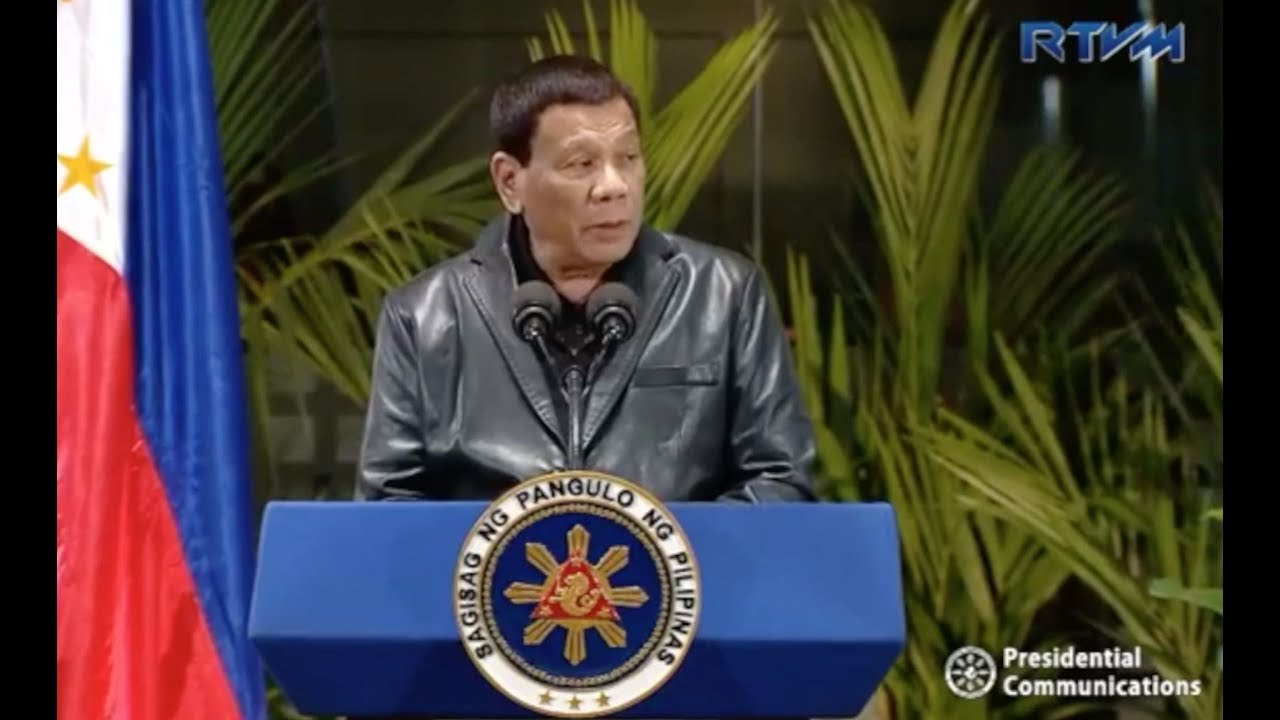 Duterte to UN rapporteur: 'Go to hell'