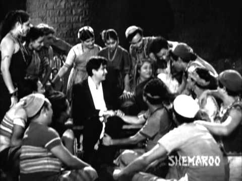 Shree 420 - Part 14 Of 16 - Raj Kapoor - Nargis - Nadira - Bollywood...