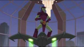 Spectacular Spider-Man: Green Goblin Music Video.