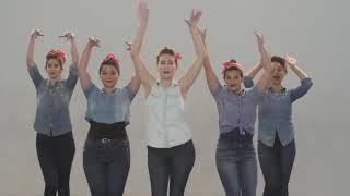 A cringy Feminist song