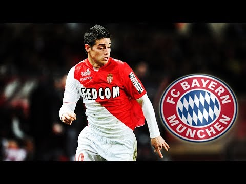 James Rodríguez - Welcome to Real Madrid | Skills, Goals & Assists 2013/14 ||HD||