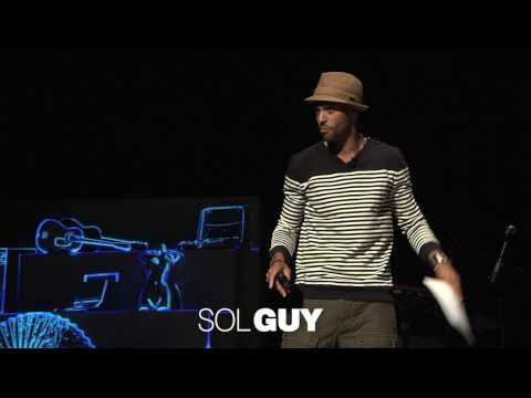 "TEDxToronto -  Sol Guy ""How To Be Powerful"""
