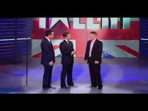 Britain's Got Talent – Final – Andrew Johnston