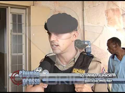 Malote roubado é encontrado pela PM em caçamba no bairro Cazeca