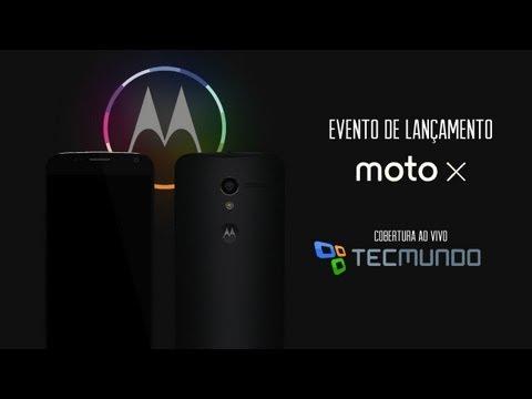 Evento Motorola: anúncio do smartphone Moto X [ao vivo]