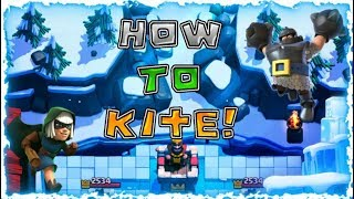 Kiting 101 | Everything You NEED To Know! | Clash Royale