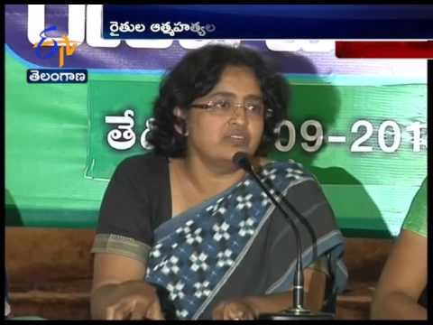 Agriculture To Develop To Needs For New Policy Implement Says MP Kavita