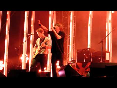 Radiohead - A Wolf at the Door (Radiohead Live in Praha)