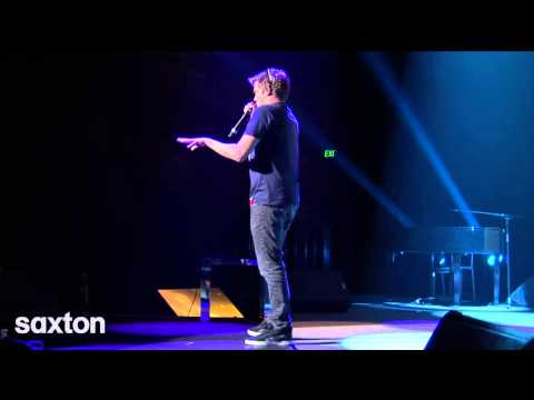 Beatbox genius Tom Thum at the 2014 Saxton Ultimate Event Experience