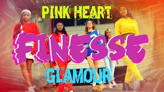 Bruno Mars [Feat. Cardi B] - (PINK HEART X GLAMOUR)