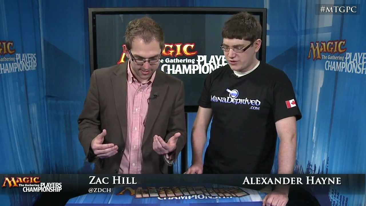 2012 Players Championship Deck Tech Rug Delver With
