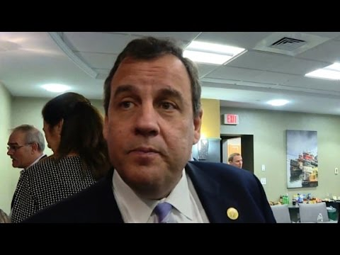 Christie 'really excited' to have newspaper end...