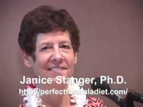 The Dangerous Truth About Protein! Janice Stanger, Ph D