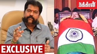 Nakkheeran Gopal Explains Real Facts in Jayalalitha Death Mystery
