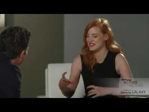 Actors on Actors: Jessica Chastain and Mark Ruffalo - Full Video