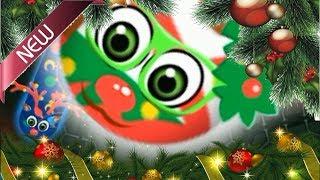 Wormate.io NEW Christmas Skins UPDATE Wormateio Epic Xmas Trolling Gameplay