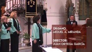 Mª Dolores Ortega - Ave María ''Caccini'' (Coral Calíope)