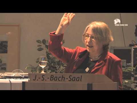 Dr. Antje Vollmer - Politikfrust, Politikerüberdruss, Politikerohnmacht