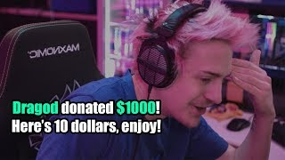 I Pretended To ACCIDENTALLY Donate HUGE AMOUNTS To Twitch Streamers