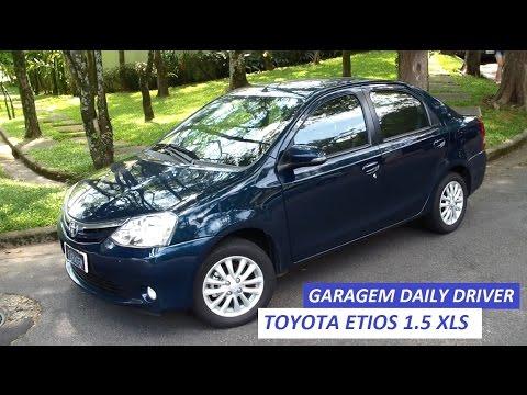 Garagem Daily Driver: Toyota Etios 1.5 XLS Sedan