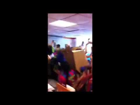 Harlem shake Juan ponce de leon high school