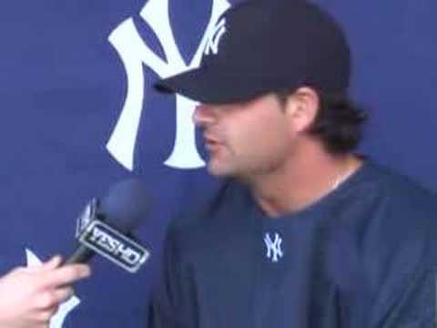 http://www.YESNetwork.com A very candid Brian Bruney is excited to have Joe Girardi managing the bullpen this season.