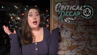 Critical Recap -- Episode 87: Politics and Punishment
