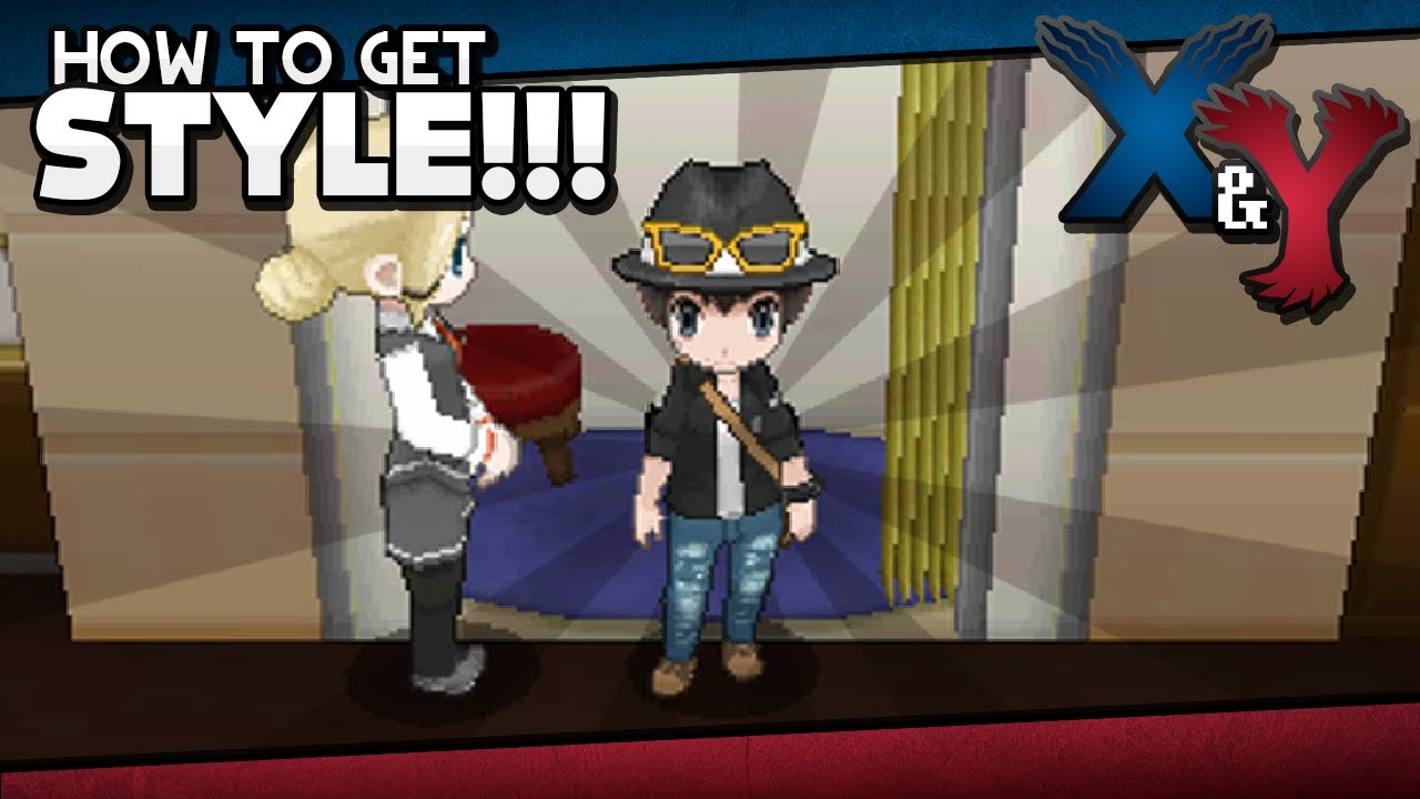 How to get coupon for boutique couture in pokemon x