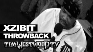 Xzibit freestyle backstage at Eminem show in 2001 - Westwood Throwback