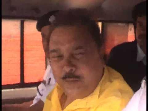 Madan said on Mukul Roy