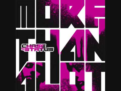 Chase & Status - Can't Get Enough (High Quality)