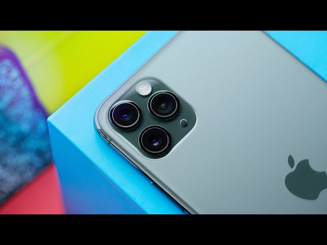 iPhone 11 Pro Review For the Love of Cameras!
