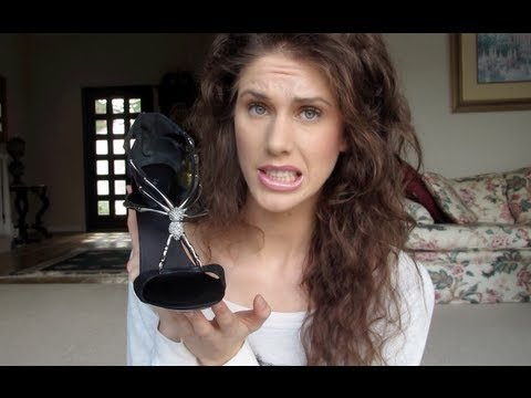 How To Make Killer High Heels Comfortable!! Diamondsandheels14 Cassandra Bankson